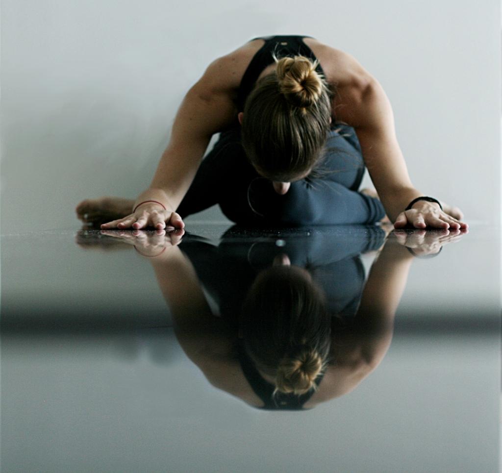 Yin-Yoga-Faszien
