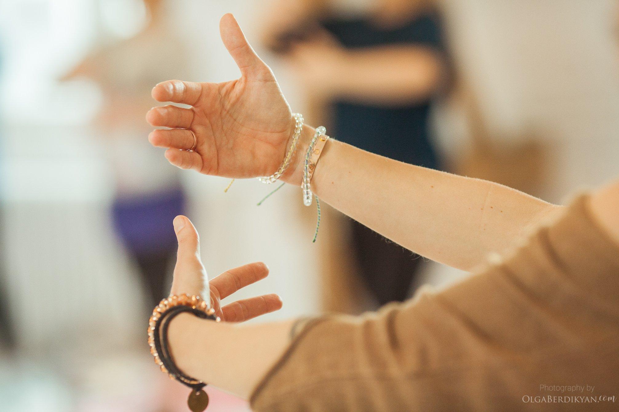 Embodied yoga principles